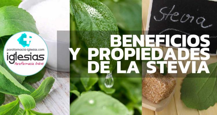 ¿Conoces los beneficios de la Stevia ?